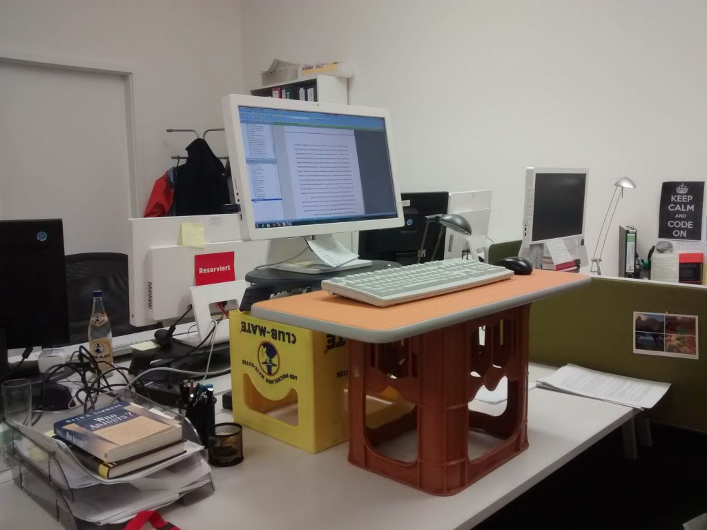 Czy praca przy biurku do stania jest dla mnie? 13