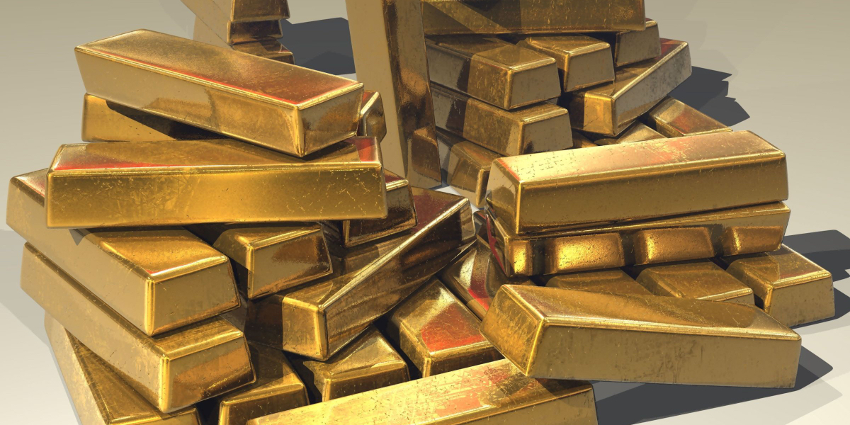 Nie szukaj złota. Zaopatrz w łopaty poszukiwaczy złota.